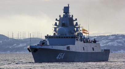 Северный флот станет пятой военно-административной единицей России