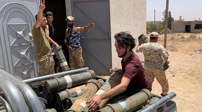 СБ ООН продлил действие оружейного эмбарго в Ливии