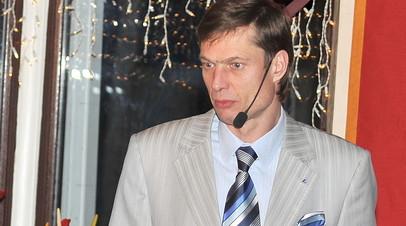 Владимир Моисеенко назвал Трушкина великолепным драматургом