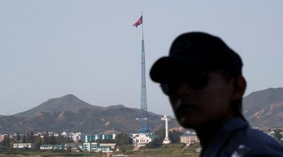 В КНДР призвали США не вмешиваться в их отношения с Южной Кореей