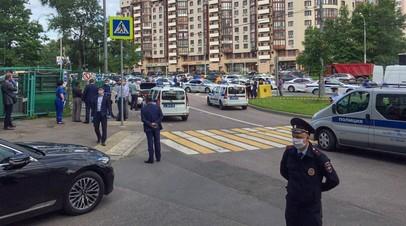 Спустя шесть дней после нападения: скончался открывший стрельбу по полицейским на Ленинском проспекте