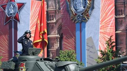 «Главная, честная, ничем не замутнённая правда о войне»: Путин во время празднования парада Победы