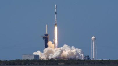 SpaceX перенесла запуск новой группировки спутников Starlink