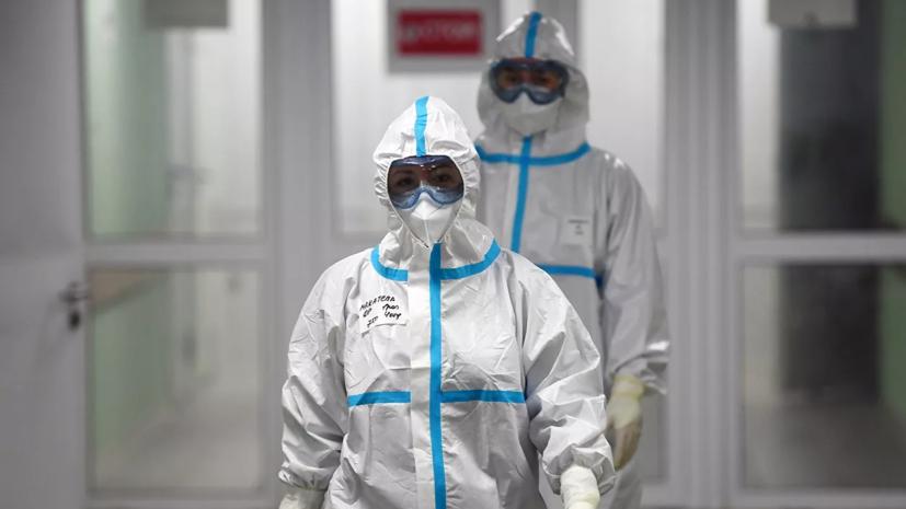 В России за сутки выявили 6556 новых случаев коронавируса
