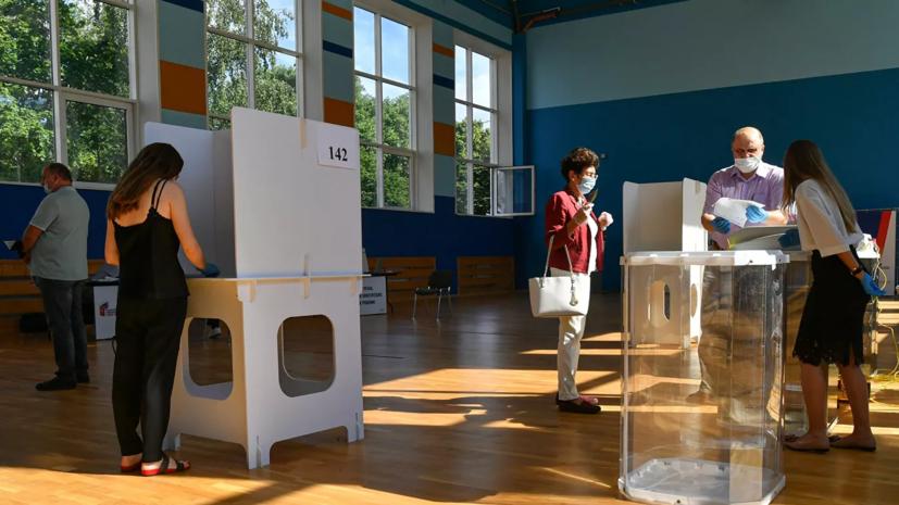 Явка по России на голосование по поправкам к Конституции превысила 57%