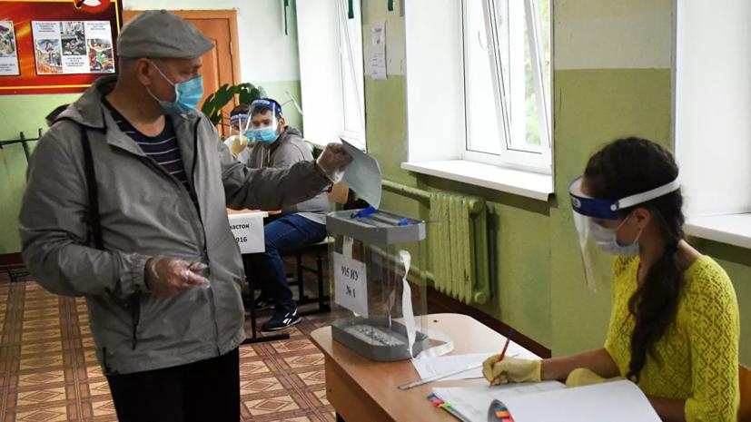 Общая явка на голосование по Конституции превысила 60%