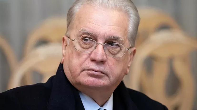 Пиотровский проголосовал по поправкам к Конституции