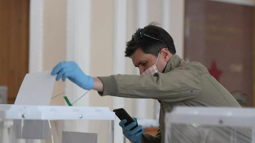 МВД получило 839 сообщений о нарушениях на голосовании по Конституции