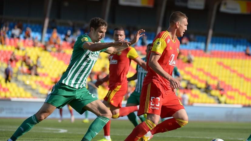 Черевченко: «Арсенал» допускал детские ошибки в матче с «Ахматом»
