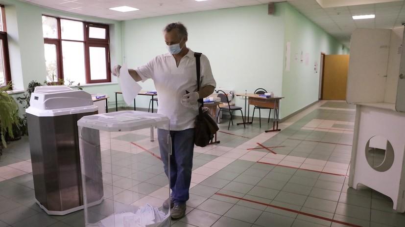 Памфилова назвала очень достойной явку на голосование по Конституции