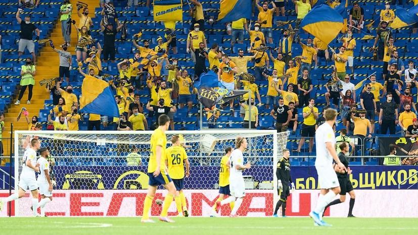 «Краснодар» упустил победу над «Ростовом» в матче 25-го тура РПЛ