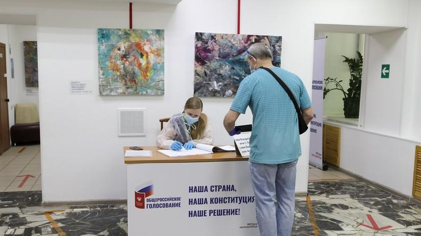 В ЦИК пообещали меры для выявления попыток двойного голосования