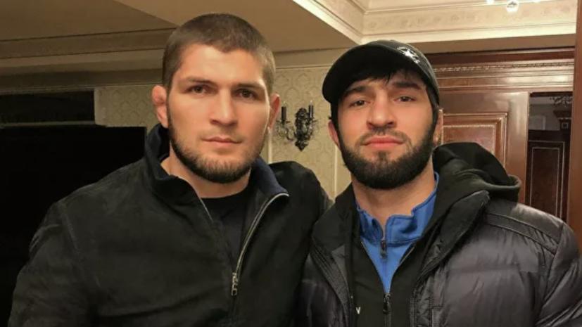Тухугов опубликовал интригующий пост с Нурмагомедовым в Instagram