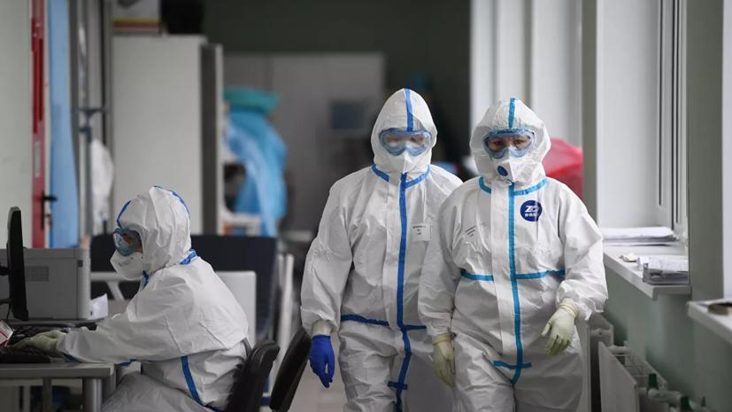 В России за сутки выписали 6047 человек после лечения от коронавируса