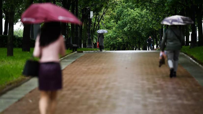 Синоптик рассказала о погоде на выходные в Москве