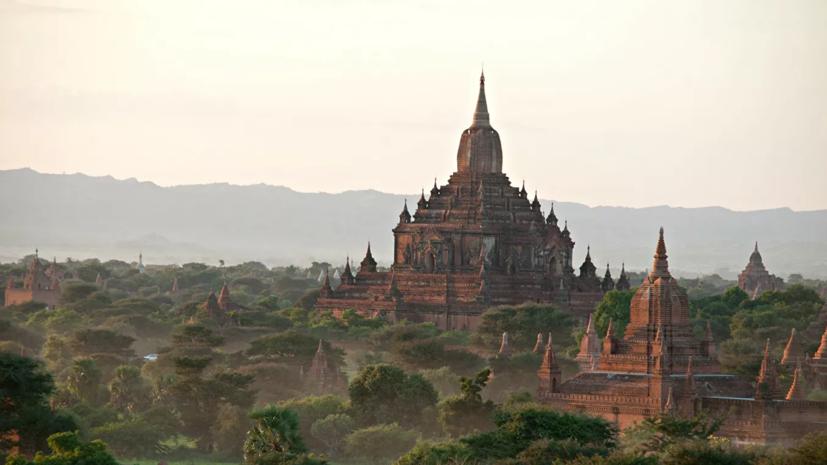 Число погибших при сходе оползня в Мьянме увеличилось до 113