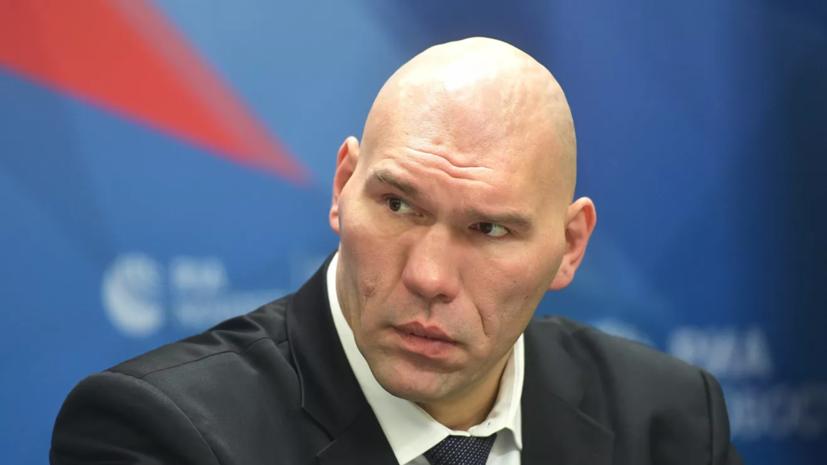 Валуев отреагировал на предложение американского сенатора ввести санкции против Путина