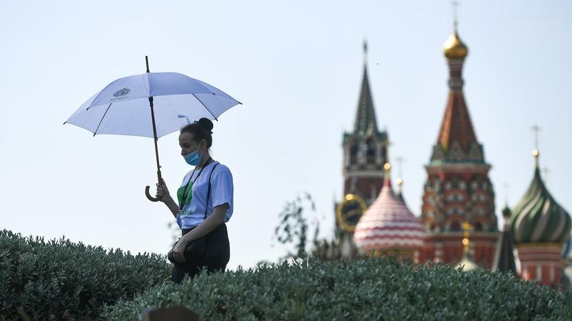 Проведено более 20 млн тестов: в России выявили 6760 новых случаев COVID-19