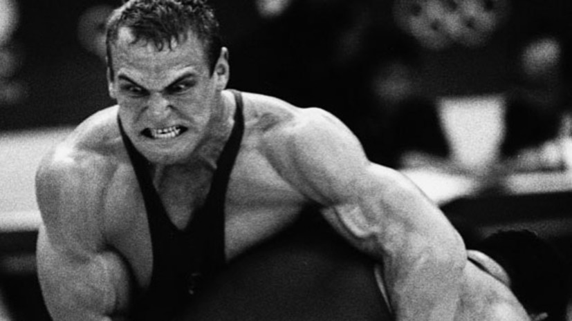 Американского комментатора восхитило фото трёхкратного олимпийского чемпиона Карелина