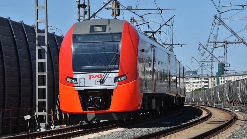 Маршрут поездов «Ласточка» продлят из Петербурга до Валдая и Старой Руссы