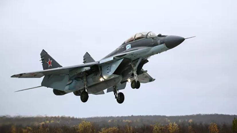 В Индии одобрили закупку у России 21 истребителя МиГ-29
