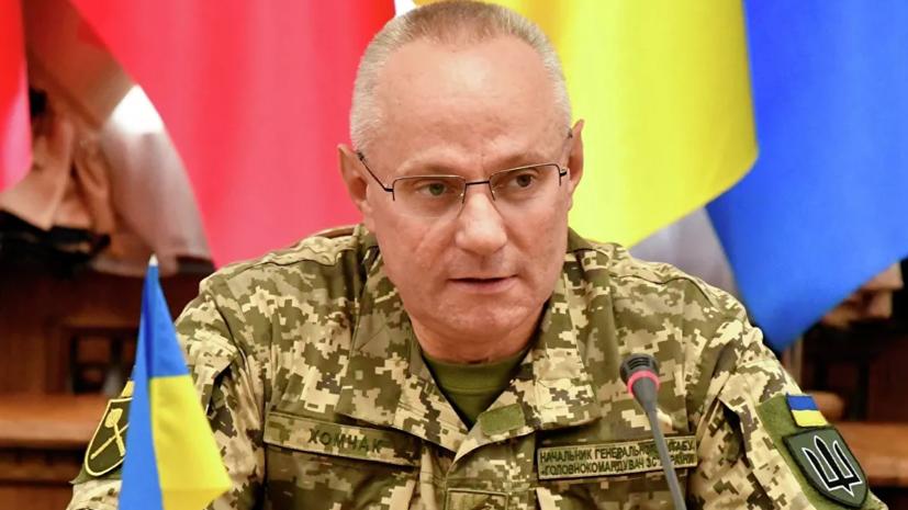 В ВСУ рассказали о получаемой от НАТО помощи