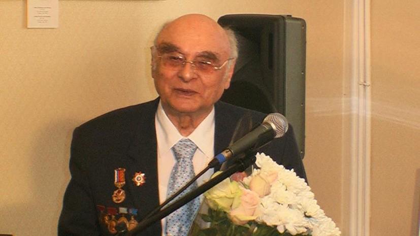 Юрий Антонов выразил соболезнования в связи со смертью поэта-песенника Бориса Дубровина