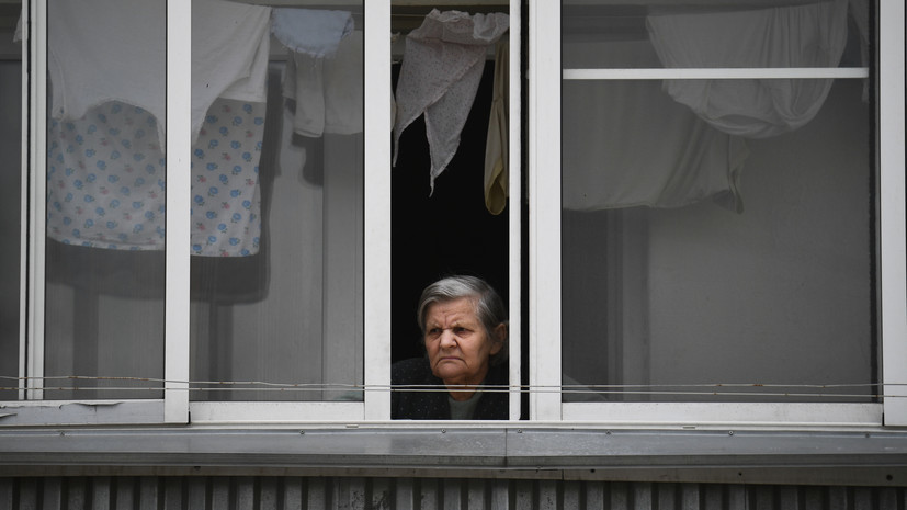 В ХМАО продлили режим самоизоляции для граждан старше 65 лет