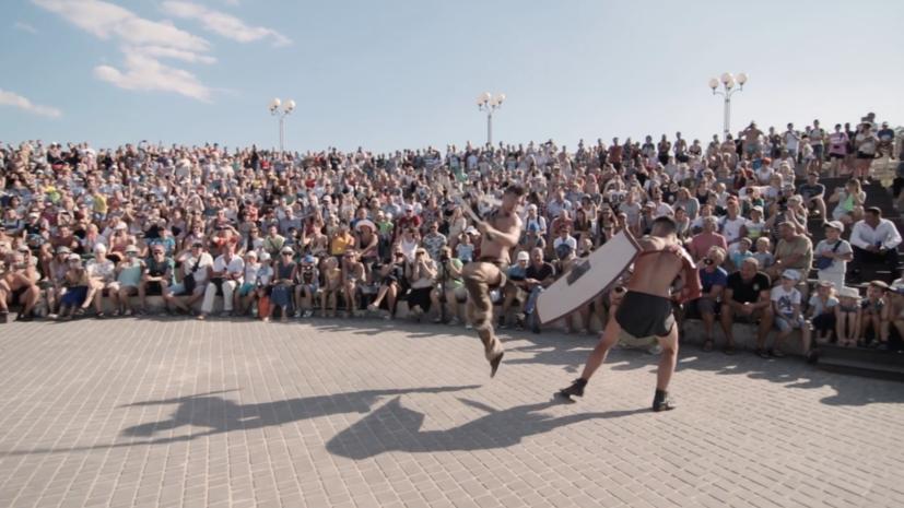 Крымский военно-исторический фестиваль состоится 4—6 сентября
