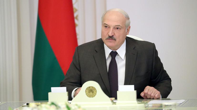 Лукашенко рассказал о зависти россиян и украинцев к белорусам