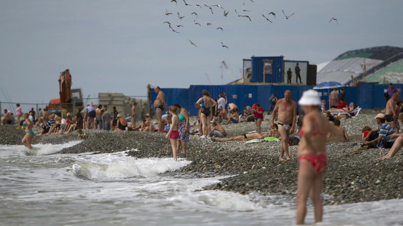 Жаркая погода ожидается на юге России в ближайшие дни