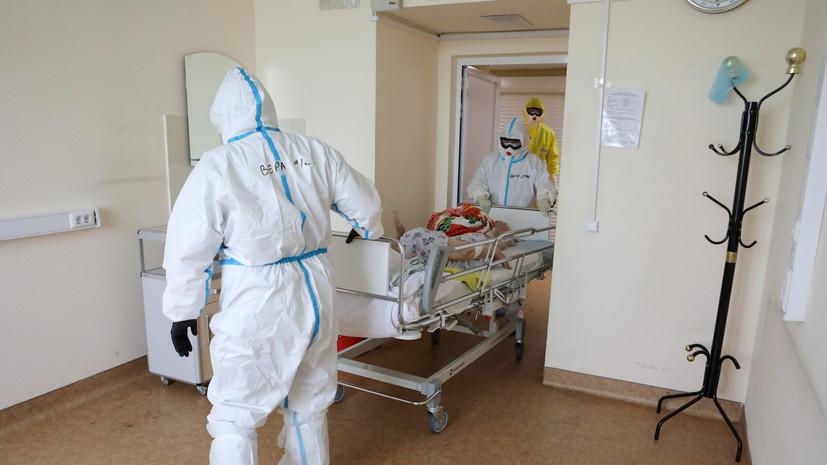 Медики наблюдают 284 тысячи россиян из-за подозрения на коронавирус