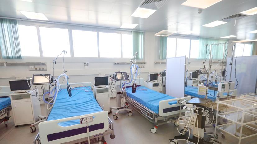 Почти 1600 пациентов с коронавирусом выписаны в Москве за сутки