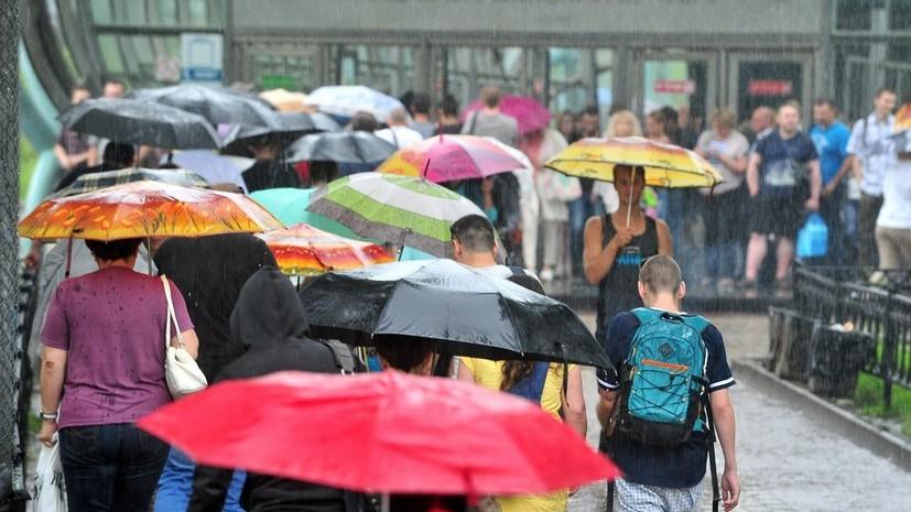 В Гидрометцентре предупредили о жаре в ближайшие дни