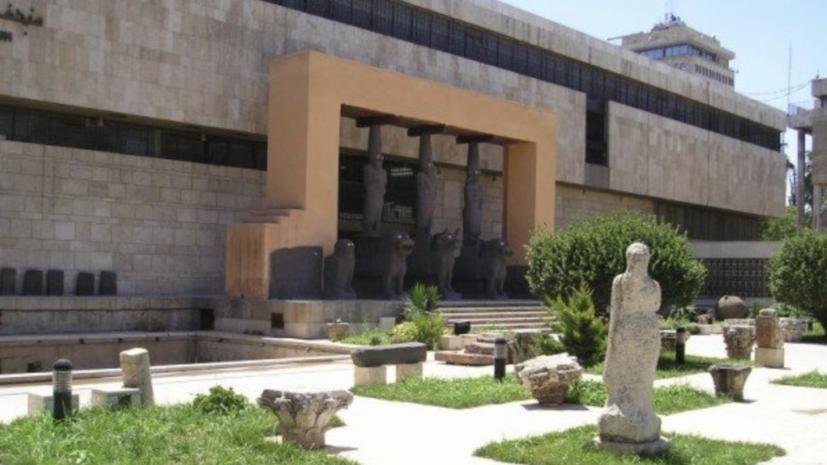 В Алеппо возобновил работу Национальный музей