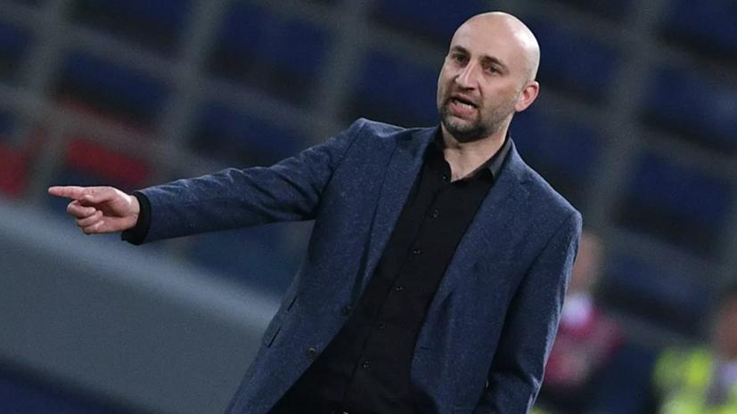 СМИ назвали экс-наставника «Анжи» Адиева главным кандидатом на пост тренера «Арсенала»