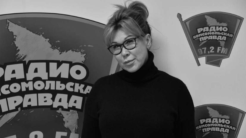 Оксана Пушкина поделилась воспоминаниями о Юлии Норкиной