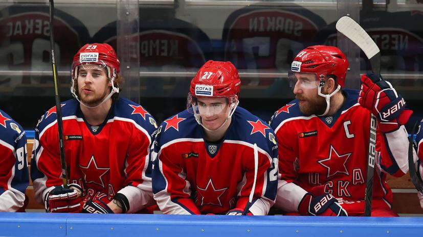 Третьяк объяснил присуждение ЦСКА титула чемпиона России по хоккею