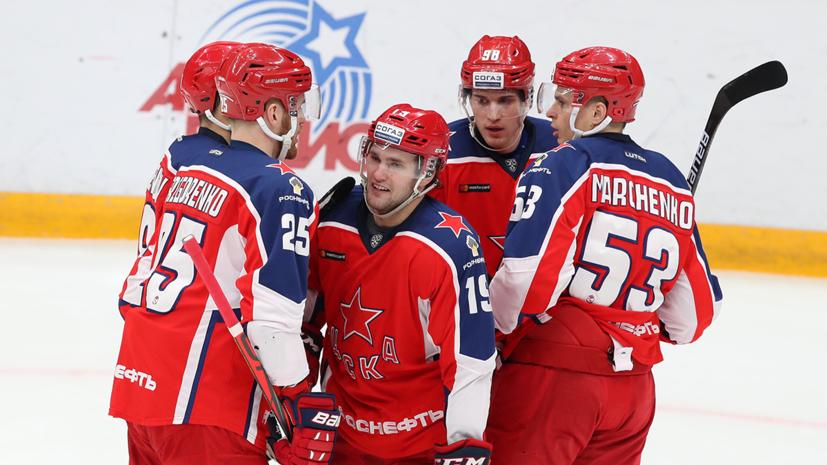 Билялетдинов прокомментировал итоговое распределение мест в чемпионате России по хоккею