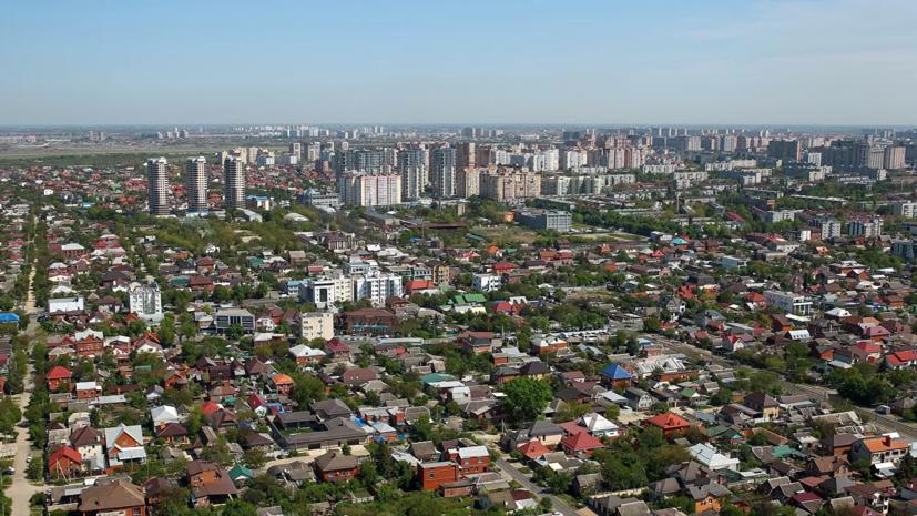 В Краснодарском крае продлили режим повышенной готовности