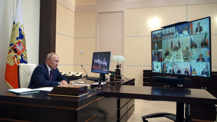 Путин: Россия нуждается в притоке новых граждан