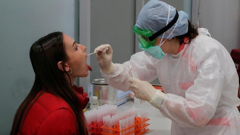 В Белоруссии число случаев коронавируса достигло 62 997