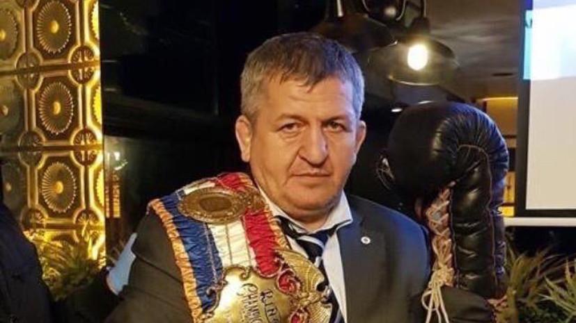 Канделаки назвала смерть Абдулманапа Нурмагомедова большой потерей для российского спорта