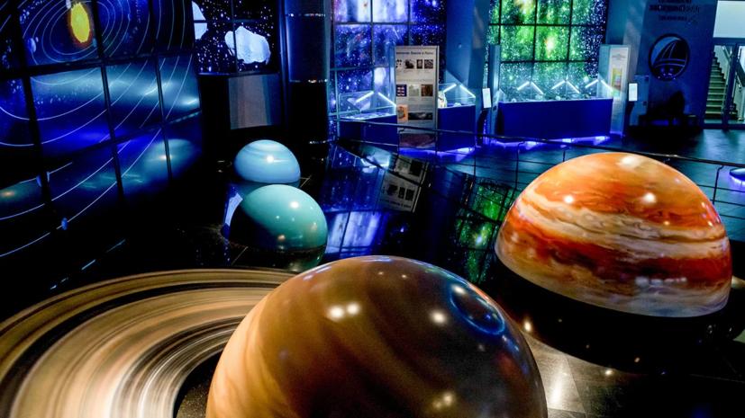 В Московском планетарии прокомментировали предстоящий парад планет