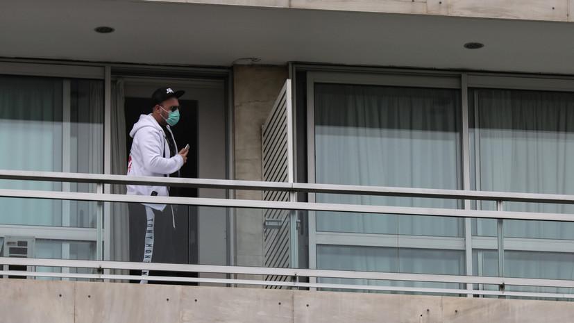 В Греции за сутки выявили 28 новых случаев коронавируса
