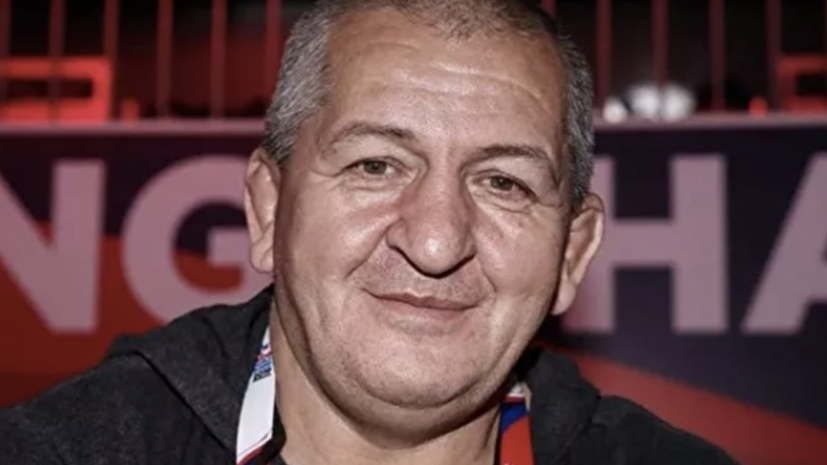 В UFC выразили соболезнования семье Абдулманапа Нурмагомедова