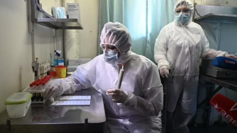 Военный госпиталь в Чите принял пациентов с коронавирусом из Якутии