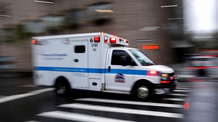 Восьмилетний ребёнок погиб в результате стрельбы в Алабаме