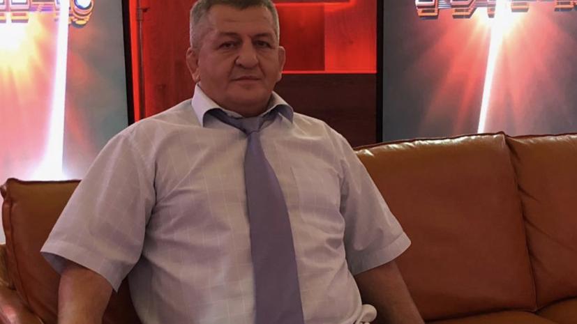 Кормье поддержал Нурмагомедова, опубликовав видео с его отцом