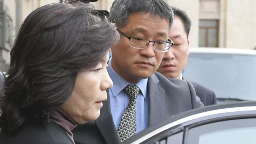 В МИД КНДР выступили против возобновления диалога с США